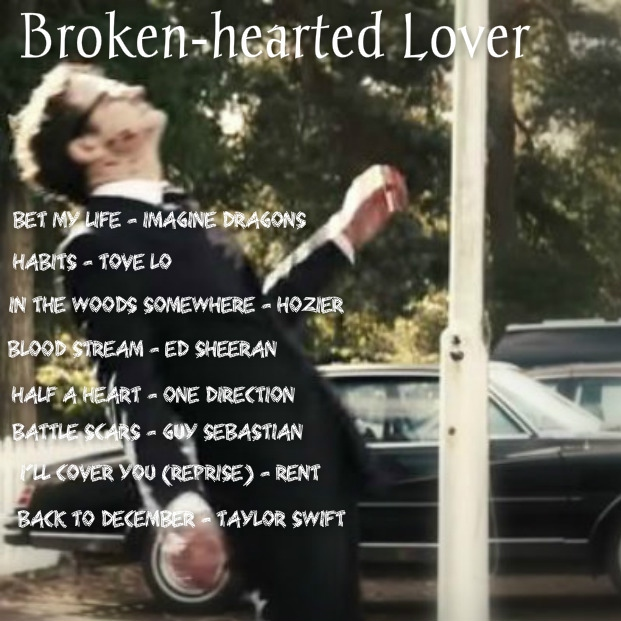 Broken-hearted Lover