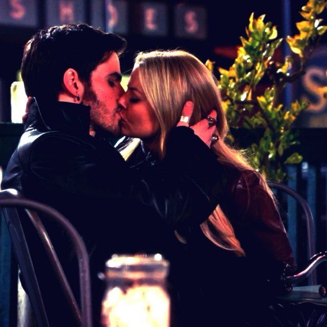 I'm ready for it all, Love - a CAPTAIN SWAN fanmix
