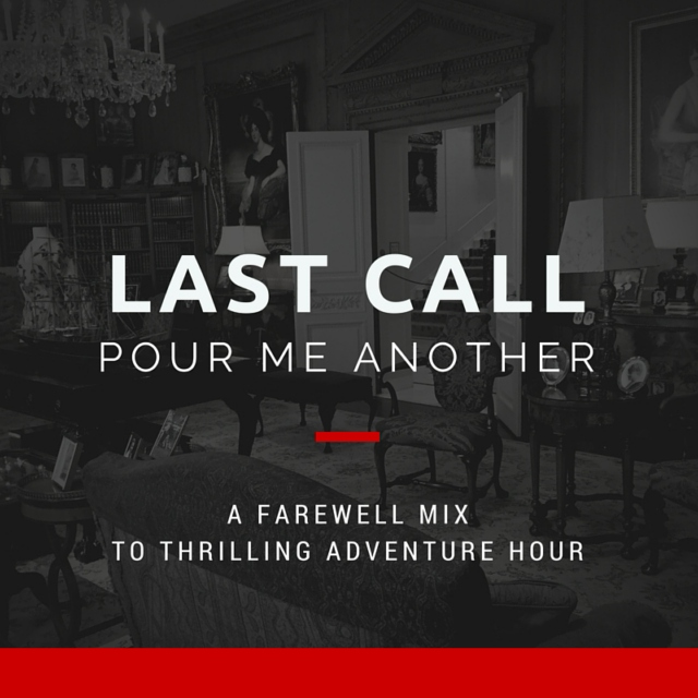 Last Call | Pour Me Another