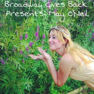 May O'Neil Broadway Gives Back