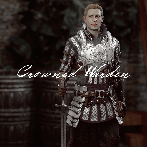 Crowned Warden