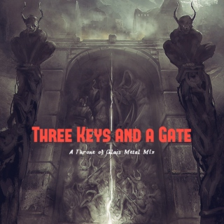 Three Keys and a Gate (Throne of Glass Fanmix)