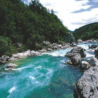 The rivers between us only amplifies the sound.
