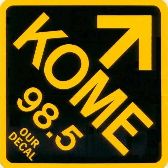 Don't touch that Dial - KOME -