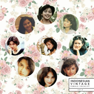 Indonesian Vintage Female Vocalist vol.2