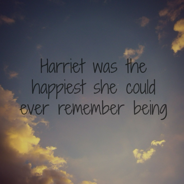 About the Live of Harriet Potter