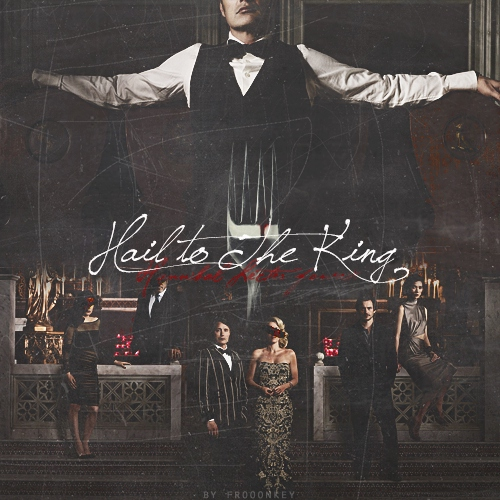 Hail to The King [Hannibal Lecter fanmix]