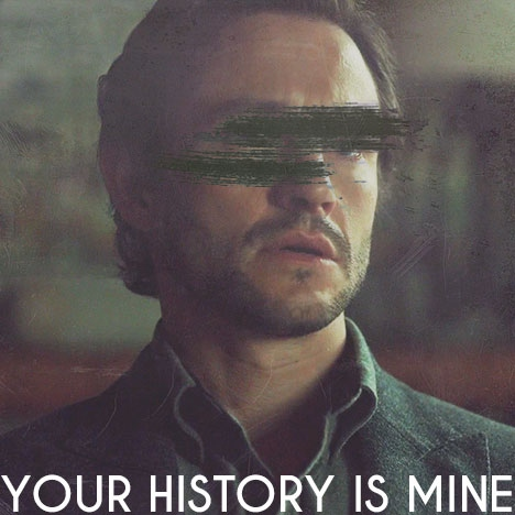 Your History Is Mine
