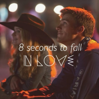 8 seconds to fall in love