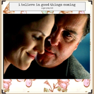 i believe in good things coming || a gsr series finale playlist