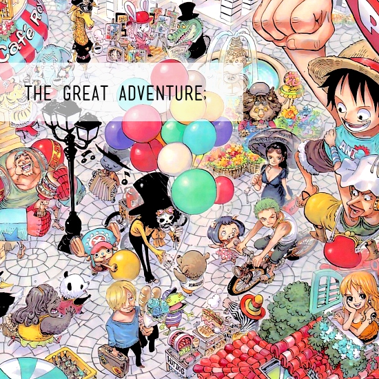 the great adventure;