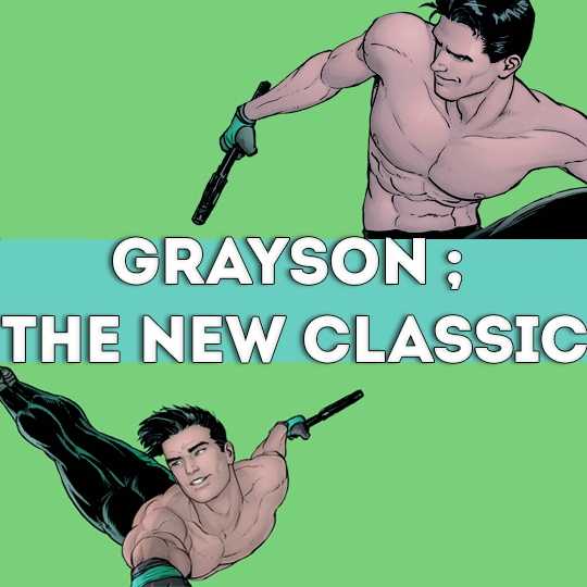 g r a y s o n ; the new classic
