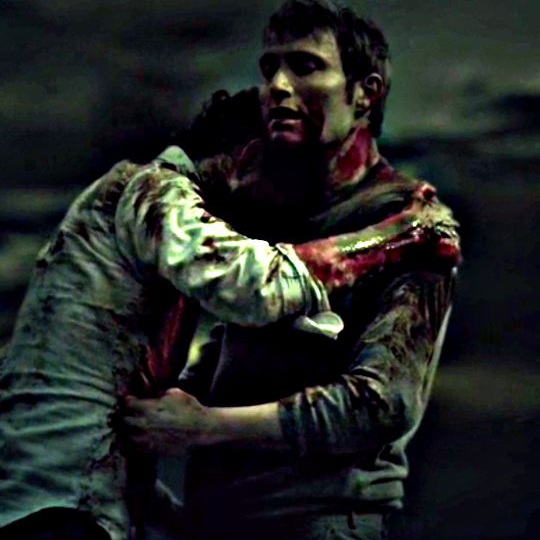"""""""is hannibal in love with me?"""""""