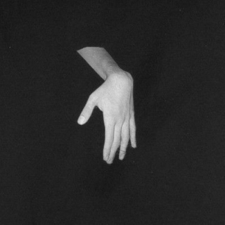 the space between my fingers