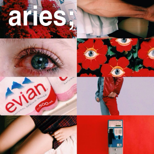 aries; the ram