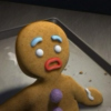 You can't catch me I'm the gingerbread man