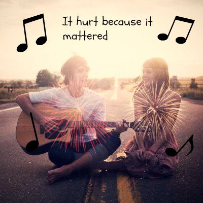 It Hurt Because It Mattered
