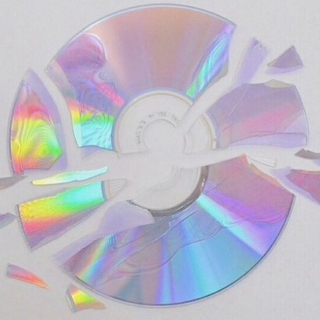shattered cds and metal tears