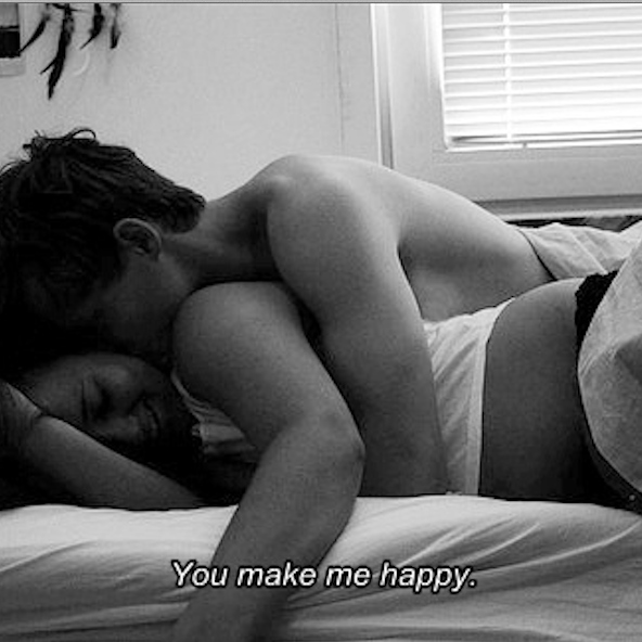 Sleeping in Yours