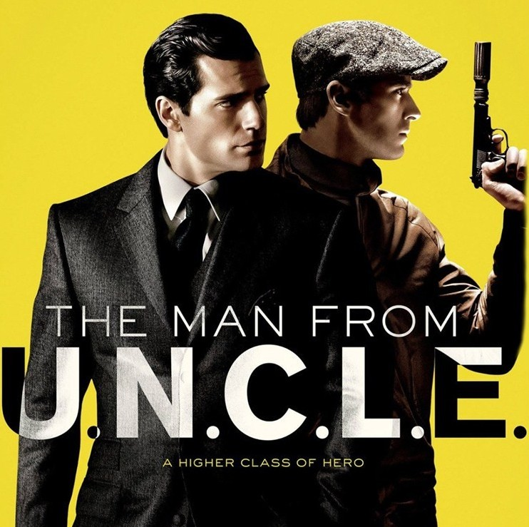The Man from UNCLE soundtrack and songs list