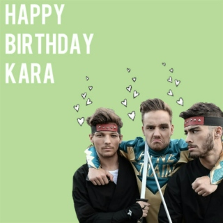 Happy Birthday Kara