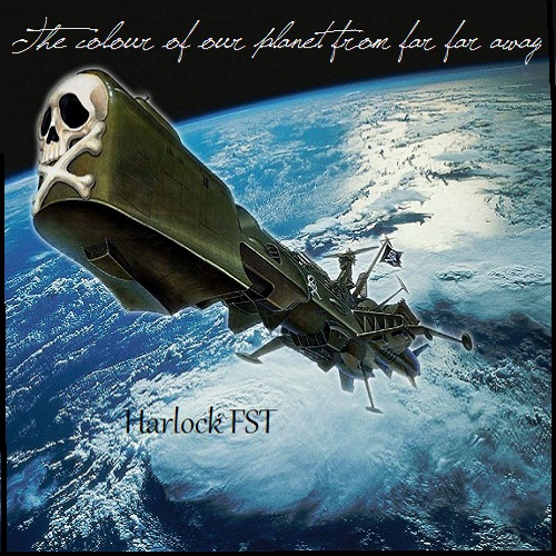 The colour of our planet from far far away - Harlock FST