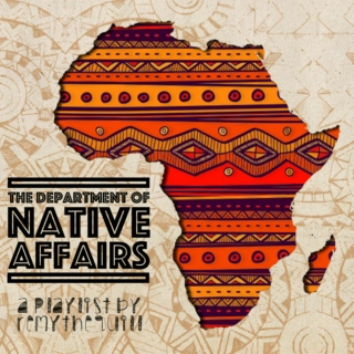Department Of Native Affairs