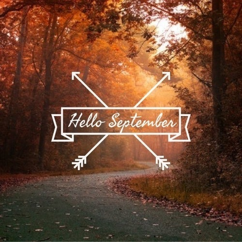 the summer air is now laced with autumn breezes