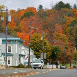Amherst (to thrive to)