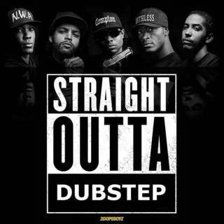 Straight Outta Dubstep (The NWA Compton Mix)