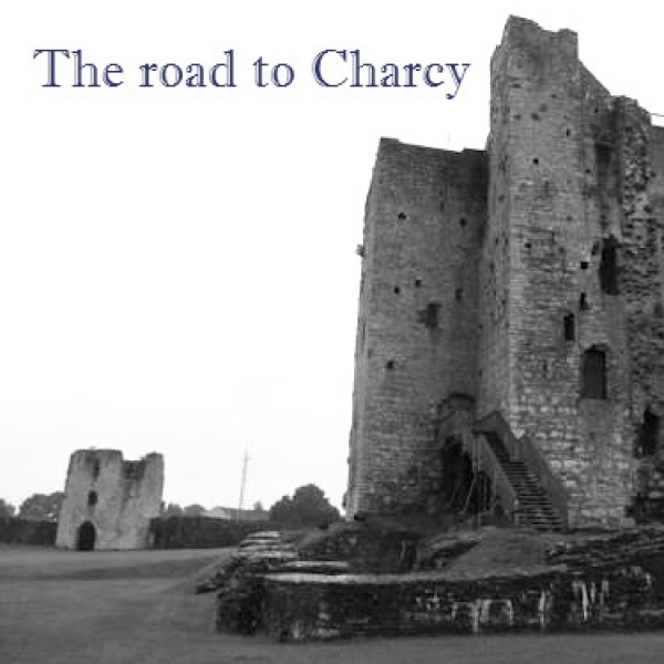 The road to Charcy