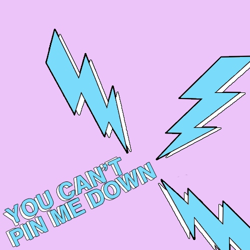 you cant pin me down