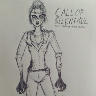 Call of Silent Hill - Rouge Carper