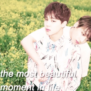 the most beautiful moment in life