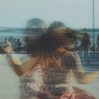 let´s pretend like we´re in an indie movie and you just fell in love with me