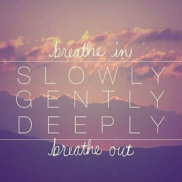 Just Breathe;