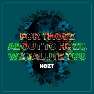 For those about to hozt, we salute you