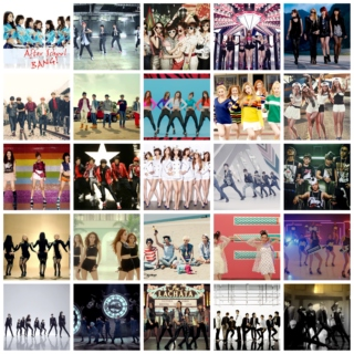 best of kpop