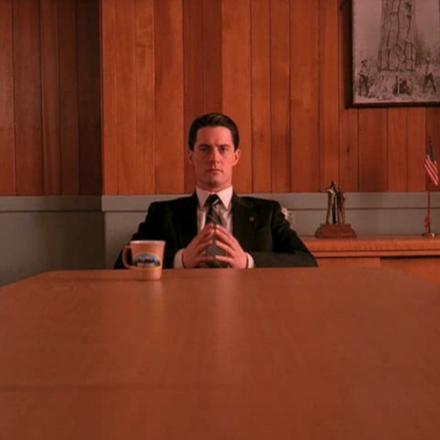 i watch too much twin peaks
