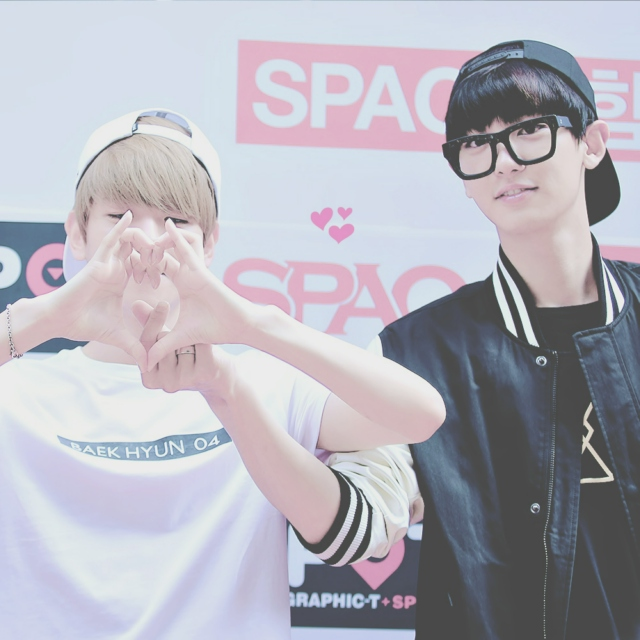 If you'll be my star, i'll be your sky {ChanBaek}