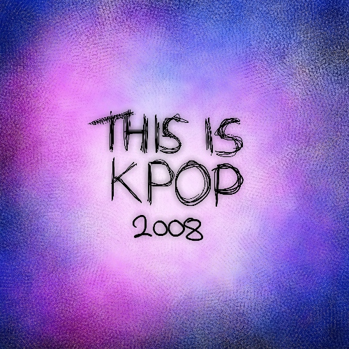 This is Kpop 2008