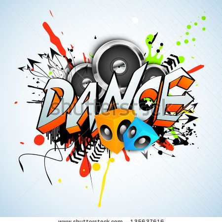 dance all day long...