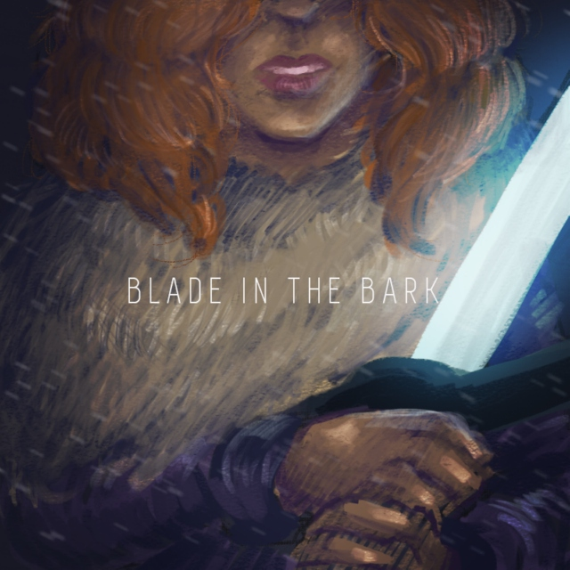 blade in the bark