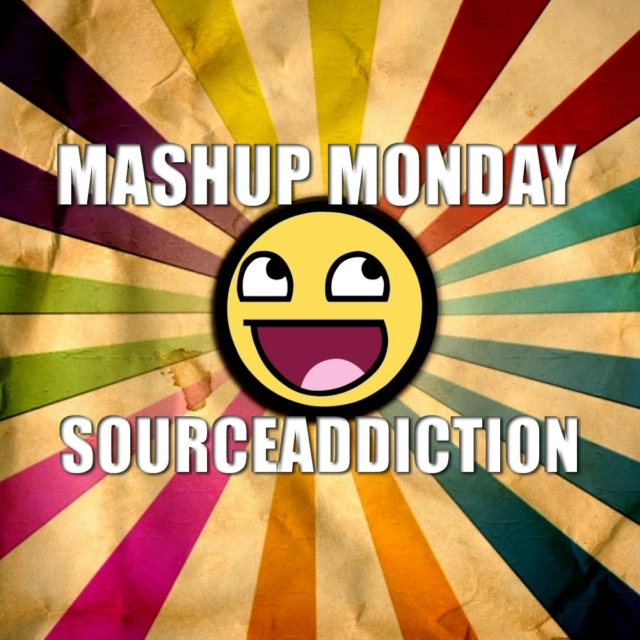 Mashup Monday Vol 84