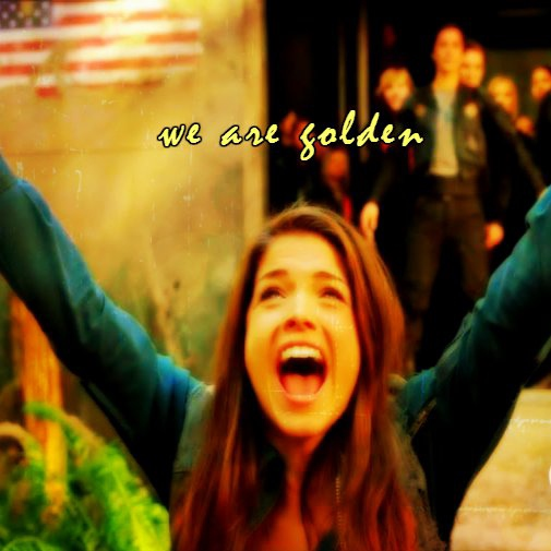 *we are golden*