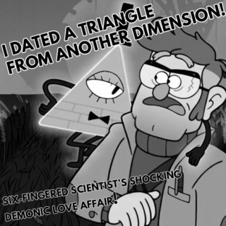 I Dated A Triangle From Another Dimension!