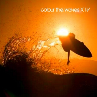colour the waves 14