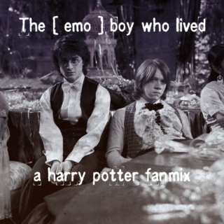 Harry Potter: the (Emo) Boy who Lived!