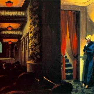 Music, New York & Hopper
