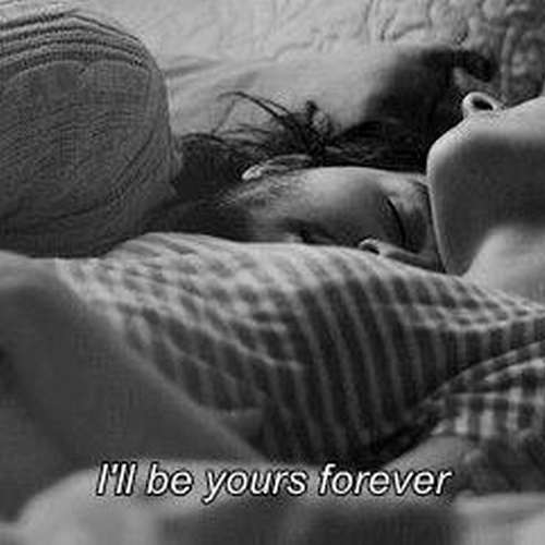 i: you'll be mine & i'll be yours